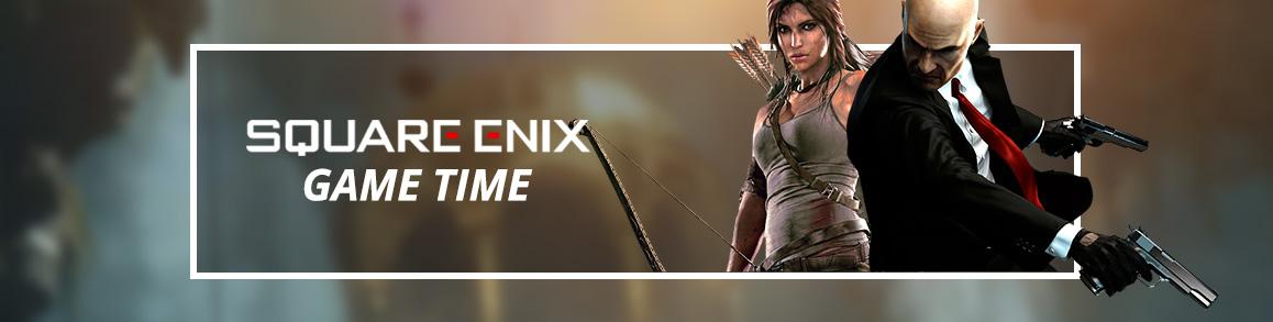 Square Enix Header