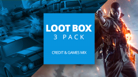 Level 3 Loot Box - 3 Pack