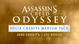 Assassin's Creed Odyssey Helix Credits Medium Pack