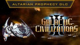 Galactic Civilizations III - Altarian Prophecy DLC