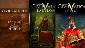Sid Meier's Civilization® V: Babylon and Korea Bundle