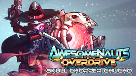 Awesomenauts - Skull Chopper Chucho Skin