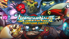 Awesomenauts - Costume Party Bundle