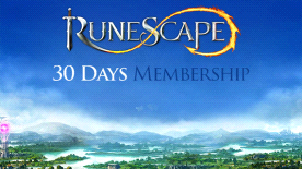 Runescape 30 Calendar Day Subscription