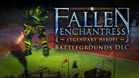 Fallen Enchantress: Legendary Heroes - Battlegrounds DLC