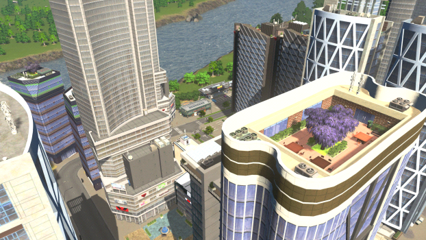 city skyline pc