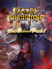 Clan Of Champions - New Helmet Pack 1