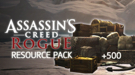 Assassin's Creed Rogue Time Saver - Resources Pack