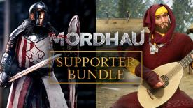 Mordhau Supporter Bundle Pc Steam Game Keys