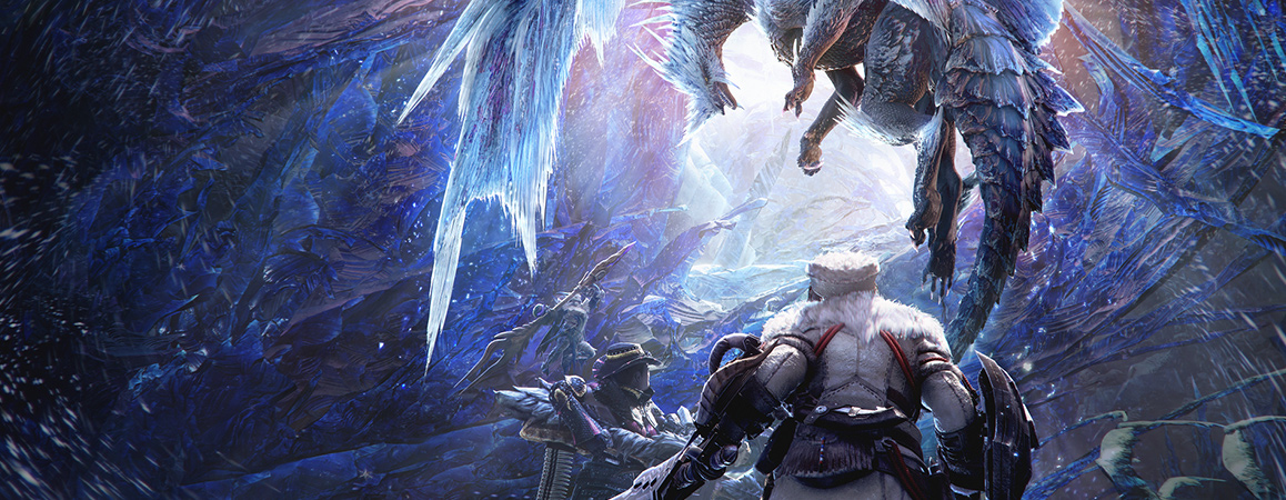 28% off Monster Hunter World Iceborne Master Edition on PC Was: $59.99 Now: $43.19.