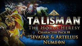 Talisman: The Horus Heresy - Heroes & Villains 2