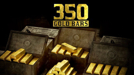 Red Dead Online: 350 Gold Bars