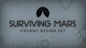 Surviving Mars: Colony Design Set