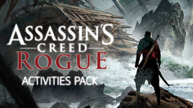 Assassin's Creed Rogue Time Saver - Activities Pack