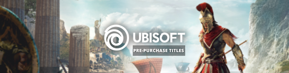 Ubisoft Sale - Best Ever Price!