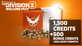 Tom Clancy's The Division 2 – Welcome Pack (2000 Premium Credits + Emote)