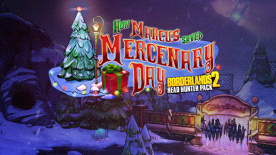 Borderlands 2: Headhunter 3 - Mercenary Day DLC