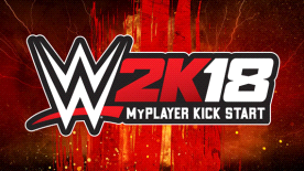 WWE 2K18: MyPlayer Kick Start Pack
