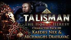 Talisman: The Horus Heresy - Heroes & Villains 3