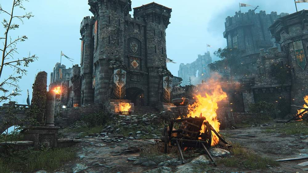 For Honor Castle
