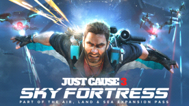 Just Cause™ 3 DLC: Sky Fortress Pack