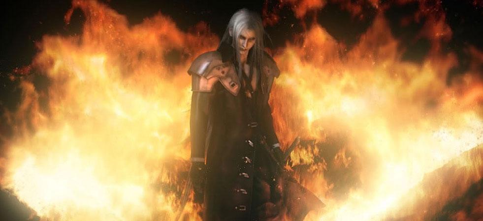 Final Fantasy Character - Sephiroth