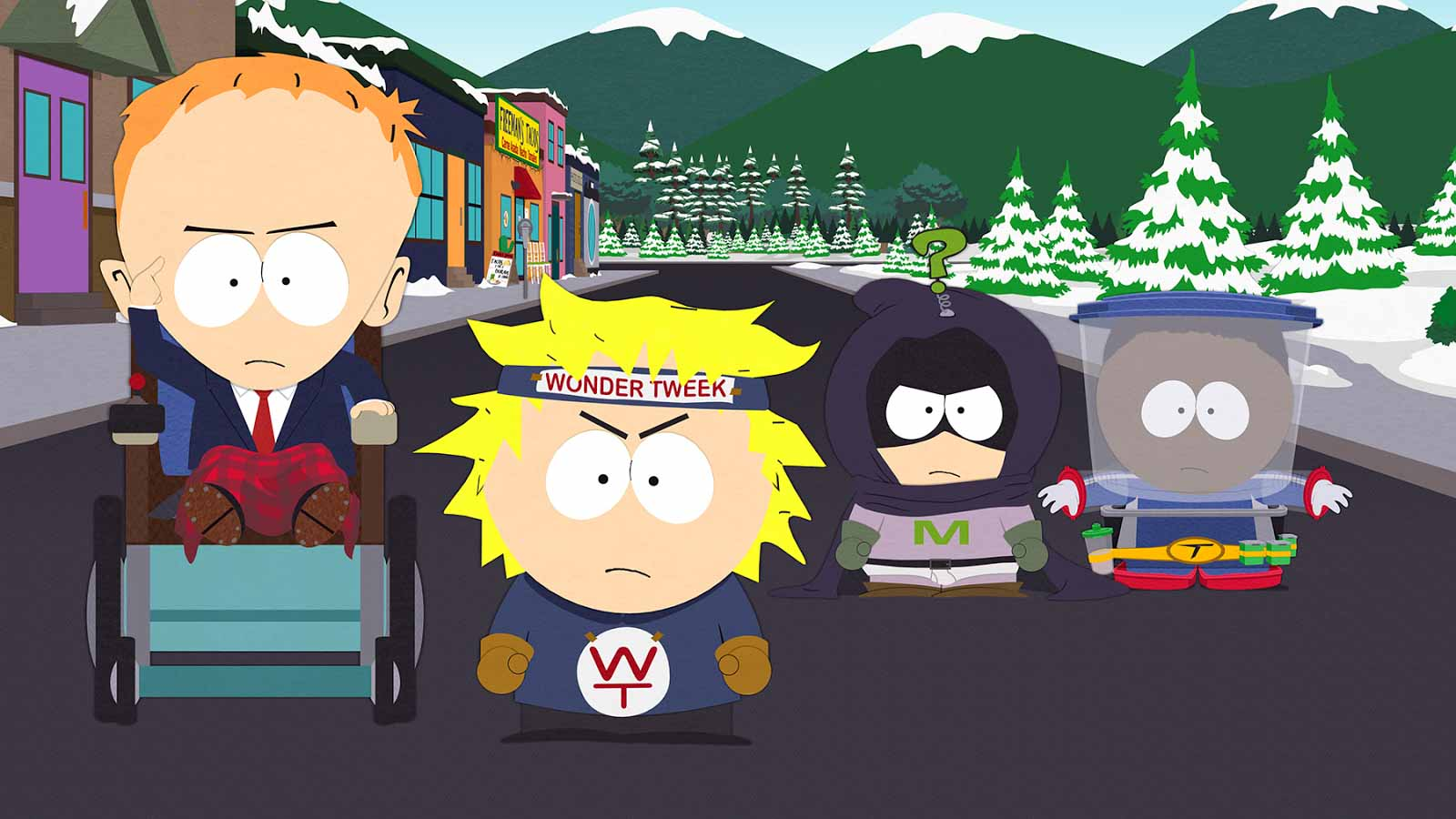 South Park The Fractured But Whole - Wonder Tweek