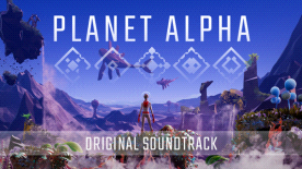 PLANET ALPHA Soundtrack
