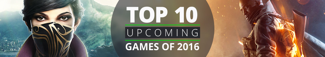 Top 10 Coming Soon Games