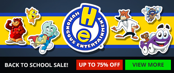 Great Deals on Humongous titles!
