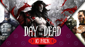 Day of The Dead - 10 Pack