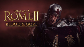 Total War Rome II Blood and Gore