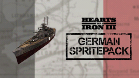 Hearts of Iron III - German Sprite Pack