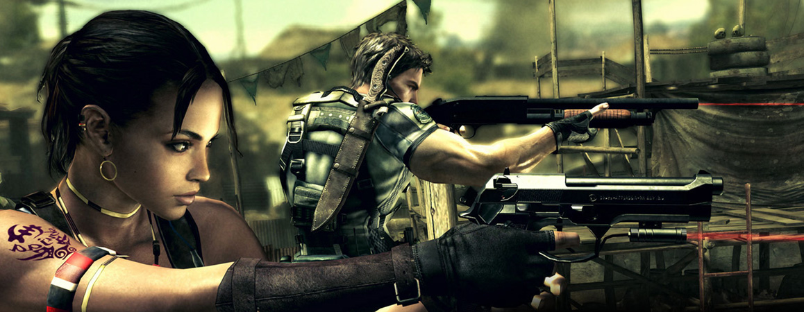 Resident Evil 5 | PC - Steam | Game Keys