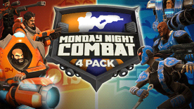Monday Night Combat - 4 Pack