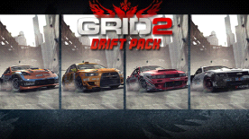 GRID 2 - Drift Pack