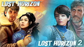 Lost Horizon Double Pack