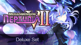 Megadimension Neptunia VII Digital Deluxe Set