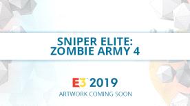 Sniper Elite: Zombie Army 4
