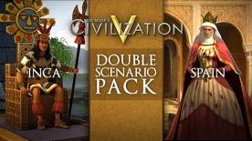 Sid Meier's Civilization® V: Double Civilization and Scenario Pack - Spain and Inca