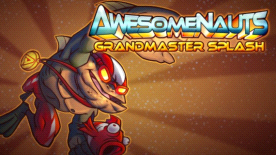 Awesomenauts - Grandmaster Splash Skin