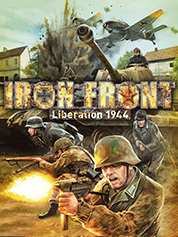 http://www.greenmangaming.com - Iron Front Liberation 1944 Gold Edition 14.99 USD