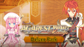 Record of Agarest War Mariage - Deluxe Pack