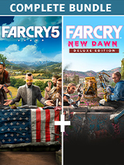 Far Cry® 5 + Far Cry® New Dawn Deluxe Edition Bundle