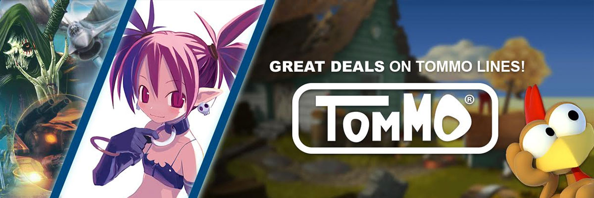 Great Deals on Tommo Lines