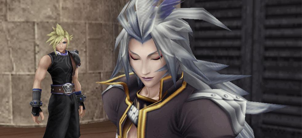 Final Fantasy Character - Kuja