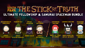 South Park: The Stick of Truth – Ultimate Fellowship & Samurai Spaceman Bundle