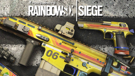 Tom Clancy's Rainbow Six® Siege - USA Racer Pack