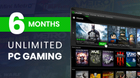 Utomik 6 Month Subscription