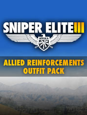 Sniper Elite III - Allied Reinforcements Outfit Pack
